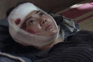 'Quỳnh Búp Bê' tập 19: Bố mất, bị xe tông phải nằm bất động một chỗ, Lan rơi vào tận cùng bi kịch