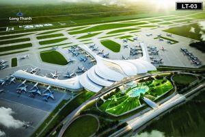 Đề xuất chỉ Vietnam Airlines và nước ngoài khai thác sân bay Long Thành
