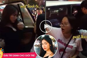 Lộ clip Hòa Minzy mặt lạnh tanh mặc cho trưởng FC quát tháo fan như phải vạ khiến cộng đồng mạng dậy sóng