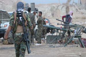 Syria: Liều lĩnh tấn công vào Thung lũng Euphrates, 6 tay súng IS bỏ mạng