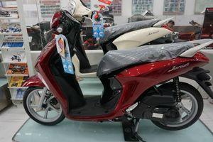 Cận cảnh xe ga Yamaha Janus giá từ 27,99 triệu đồng gây mê phái đẹp