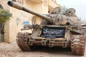 Phiến quân nổi dậy bắn phá dữ dội căn cứ quân đội Syria ở Aleppo