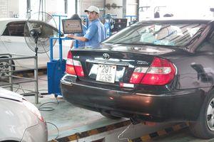 Chủ xe nào chịu tác động khi nâng tiêu chuẩn khí thải?