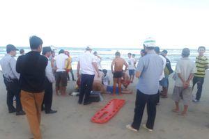 Du khách Trung Quốc tử vong khi tắm biển ở Đà Nẵng