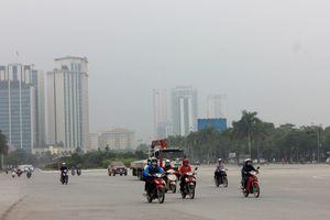 Hà Nội: Khu vực Kim Liên chất lượng không khí tốt nhất ngày