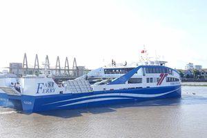 Kiên Giang:Doanh nghiệp đóng mới phà cao tốc '5 sao' trị giá 70 tỷ đồng