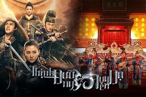 Bỗng một ngày, nhã nhạc cung đình Huế 'lưu lạc' đến tận phim cổ trang Trung Quốc!