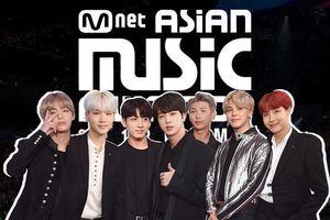 Nếu nghệ sĩ YG và SM tẩy chay 'MAMA 2018': Đừng lo đã có BTS 'cân team'