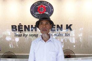 Kỳ tích: Cụ ông Hải Phòng thoát 'án tử' ung thư 48 năm