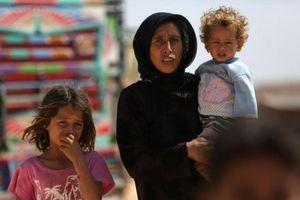 Thảm cảnh của trẻ em tại 'thánh địa chết chóc' Syria
