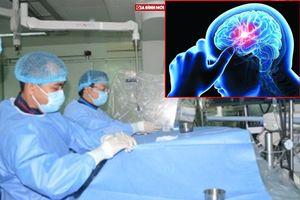 3 bệnh nhân bị đột quỵ được cứu sống thành công