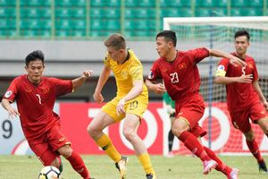 U19 Việt Nam 'thảm bại' trước Australia- Giấc mơ World Cup của người Việt đã khép lại