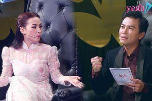 So sánh nam thí sinh như 'hoa nở về đêm', Phi Nhung bị Mạnh Quỳnh 'sửa lưng' trên ghế nóng