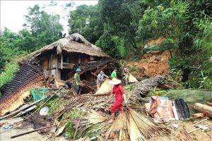 Lũ ống tại Hà Giang khiến 2 cha con chết và mất tích, thiệt hại lên đến hàng tỷ đồng