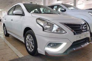 Nissan Sunny bản nâng cấp mới tăng giá thêm 27 triệu đồng