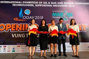 Bà Rịa - Vũng Tàu: Gần 100 gian hàng tham gia triển lãm Oil & Gas