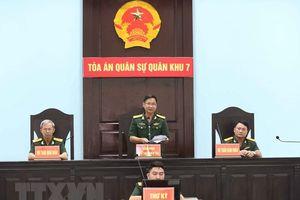 Ban hành nghị quyết thành lập Tòa án quân sự quân khu và tương đương