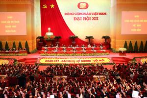 Tiếp tục xây dựng Đảng về chính trị và tư tưởng
