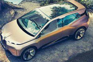 Xe điện BMW có thiết kế bình dân hơn trong tương lai