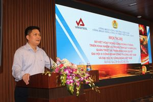 Công đoàn Tổng công ty Thép Việt Nam - CTCP: 'Thức' cùng cơ sở