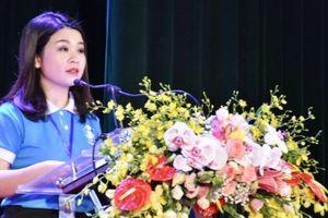 Đồng chí Chu Hồng Minh được bầu làm Chủ tịch Hội Sinh viên thành phố Hà Nội khóa VII