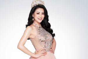 Nguyễn Phương Khánh phải tăng… vòng eo để dự thi Hoa hậu trái đất 2018