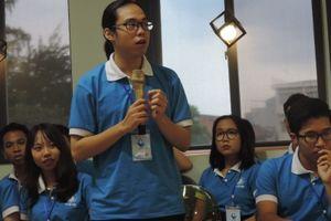 Sinh viên Thủ đô khởi nghiệp sáng tạo