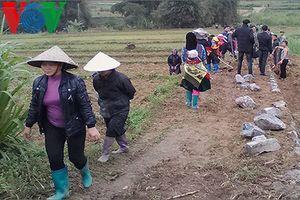 Công tác theo dõi tình hình vùng dân tộc, miền núi chưa sâu sát