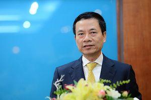 Thủ tướng trình Quốc hội phê chuẩn ông Nguyễn Mạnh Hùng giữ chức Bộ trưởng TT-TT