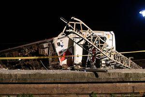 Tiết lộ nguyên nhân tai nạn tàu hỏa thảm khốc ở Đài Loan khiến 18 người chết