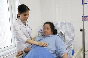Tắc mạch phổi, tính mạng người phụ nữ 60 tuổi rơi vào nguy kịch