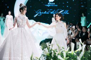 Ngắm trọn khoảnh khắc mở màn không thể rời mắt của Nghệ sĩ múa Linh Nga cùng học trò tại Calla Show 2018
