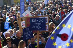 Brexit: Bế tắc chưa thể tháo gỡ
