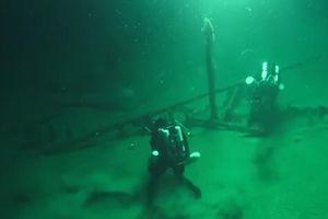 Phát hiện xác tàu cổ nguyên vẹn nhất trong lịch sử: có phải con tàu 'chết chóc' trong truyền thuyết?