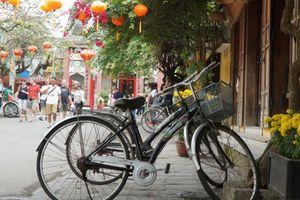 Lập kế hoạch phát triển giao thông xe đạp ở phố cổ Hội An