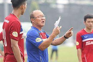Nạn dàn xếp tỷ số ở AFF Cup khiến HLV Park Hang-seo 'đứng ngồi không yên'