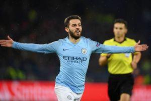 Man City chứng tỏ sức mạnh bằng trận thắng đậm ở Ukraine