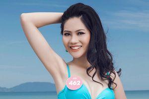 Top 25 Hoa hậu Việt Nam khoe vóc dáng nóng bỏng