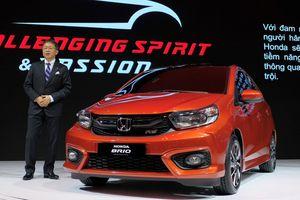 Cảm nhận nhanh Honda Brio, đối thủ Grand i10 và KIA Morning
