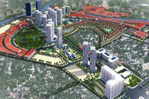 Hà Nội: Công bố điều chỉnh quy hoạch khu đô thị mới Tây Mỗ - Đại Mỗ