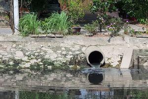 Hải Phòng: Cụm công nghiệp Vĩnh Niệm gây ô nhiễm môi trường nghiêm trọng