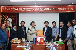Báo Kinh tế & Đô thị góp phần thúc đẩy hợp tác giữa Hà Nội và Chiang Mai