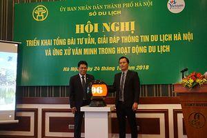 Du lịch Hà Nội triển khai hoạt động đường dây nóng mới từ hôm nay (24/10)