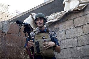 Sự nghiệp trên tuyến lửa của phóng viên chiến trường bị IS hành quyết