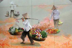 Tranh bích họa tràn lan ở Hà Nội: Trào lưu sắp thành... 'thảm họa'