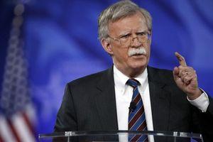 John Bolton: Mỹ hủy INF không làm thế giới nguy hiểm