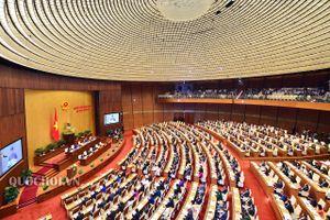 Quốc hội xem xét dự án Luật Kiến trúc