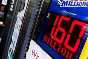 Mỹ: Đã có người trúng độc đắc 1,6 tỷ USD lớn nhất lịch sử