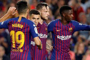 'Barca không Messi' đối đầu Inter Milan