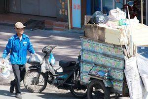 Người thu gom rác dân lập cần chính sách an sinh